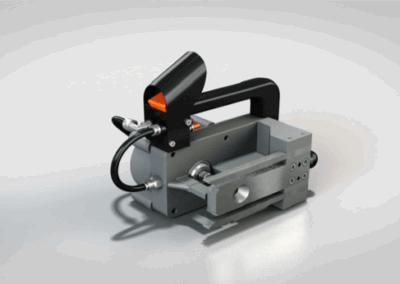 Punzonadora para Aluminio PNEUFOR en Ventytec