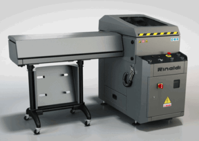 Retestadora para Aluminio INT 35 de Rinaldi