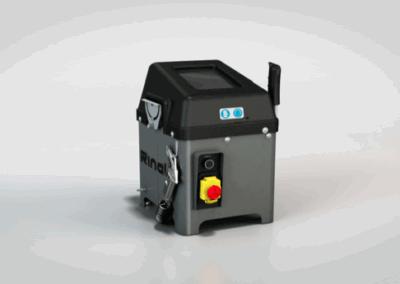 Retestadora portatil para Aluminio BABY