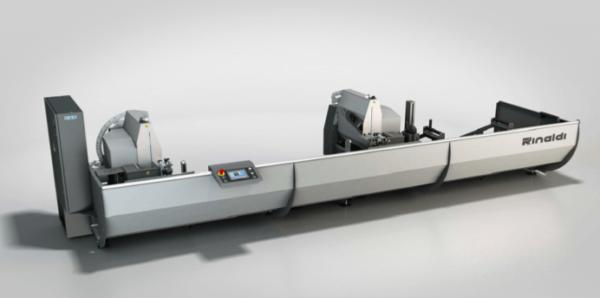 Tronzadora de doble cabezal para aluminio TDF 55R