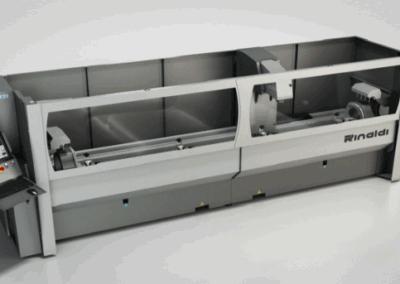 Centro de mecanizado para Aluminio CDL 33Q de Rinaldi en Ventytec Soluciones S.L.