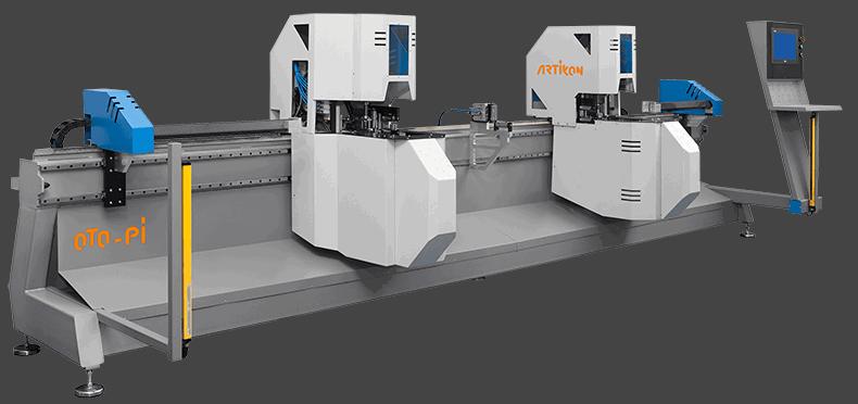 Centro de mecanizado PC-621 en Ventytec