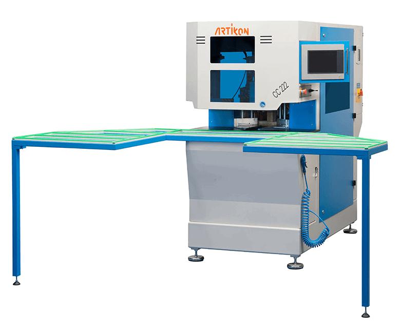 CNC de limpieza CC-222 en Ventytec