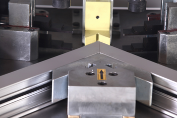 Crimpadora para Aluminio SC 901 de Plastmak en Ventytec