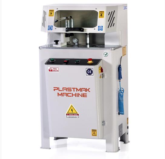 Retestadora para aluminio y PVC SC 201 de Plastmak en Ventytec