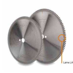 Discos de corte para Aluminio y PVC de DEFO en Ventytec