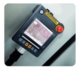 4x4 Limpiadora de esquinas de PVC electrónica CD 4200 de Kaban en Ventytec